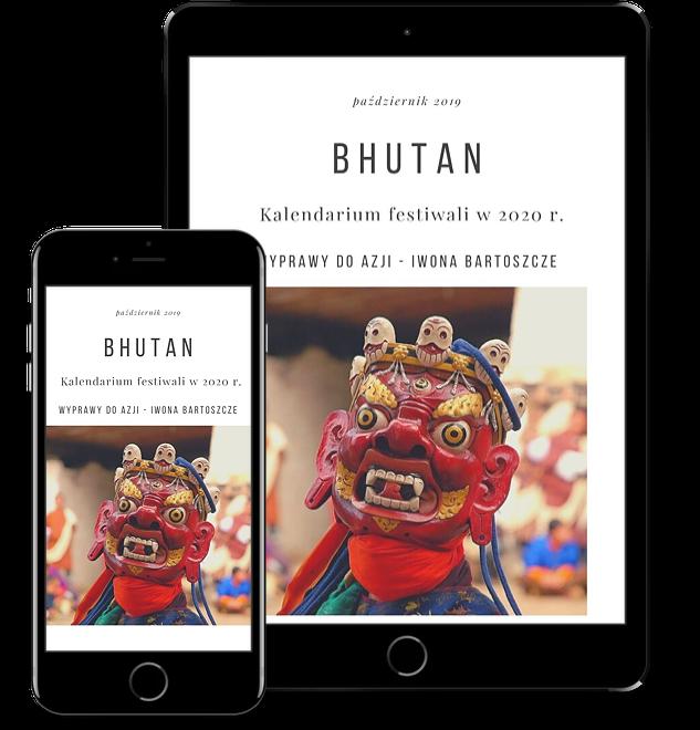 festiwale w Bhutanie